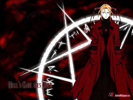witch hunter robin - witch, anime