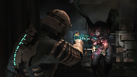 Dead space  - dead space, horor, game, screen, artwork