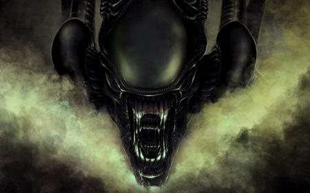 alien - horror, alien