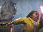 Chucky vs T-rex