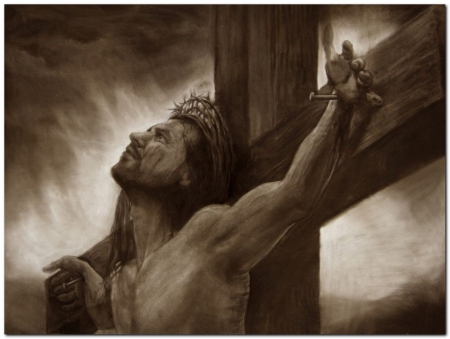 Passion Of Jesus Christ 3d And Cg Abstract Background Wallpapers