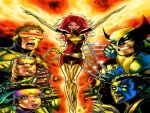 Phoenix And The X-Men