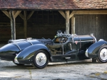 vintage bentley torpedo roadster