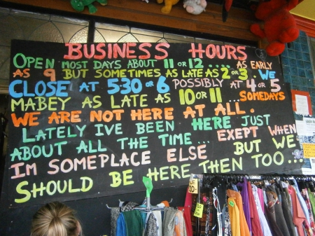I'm confused - shop, photography, colourful, Desktop Nexus, confused, sign, shellandshilo, funny sign