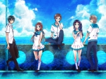 Nagi no Asukara: A Lull In The Sea