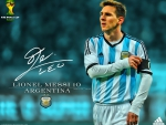 LIONEL MESSI 2014 WALLPAPER