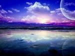 Stars Reflection