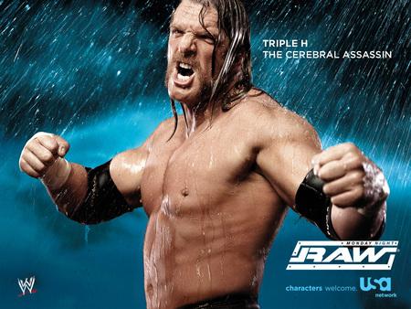 Triple H Wrestling Sports Background Wallpapers On Desktop Nexus