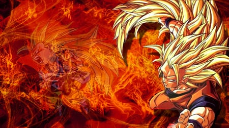super saiyan 3 goku wallpaper