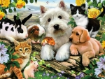 ★Happy Animal Buddies★