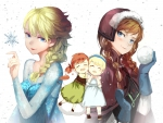 ~Elsa & Anna~
