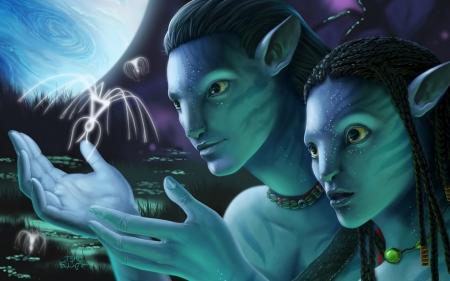 Avatar 2009 Movies Entertainment Background Wallpapers On Desktop Nexus Image 1701650