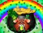 St. Patricks Day Mice