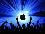 Apple in concert