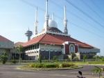 Masjid Agung Jawa Tengah Mosque Central Java