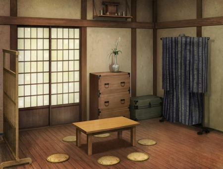 Japanese Room Other Amp Anime Background Wallpapers On