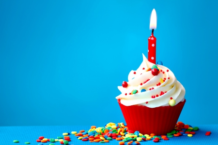 Birthday Cake - Photography & Abstract Background Wallpapers