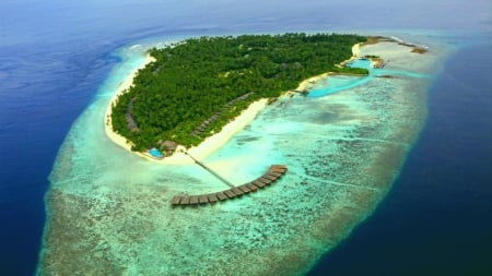 Filitheyo Island Resort, Maldives - beaches, palms, sea, spa, tropical, beautiful, atoll