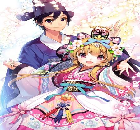 Korean Couple - Other & Anime Background Wallpapers on Desktop Nexus (Image 1707130)