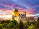 ♥Pena Palace in Sintra♥