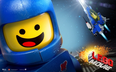 The Lego Movie - CG, The, movie, lego