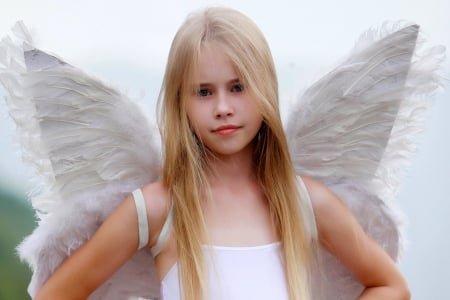 Hanna White Fairy Kids Faces Wallpapers And Images