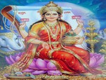 Lakshmi ( Hindu Goddess of Wealth and Beauty )