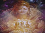 Hinduism ~ Devi The Radiant Goddess ~ And The Hindu Trinity