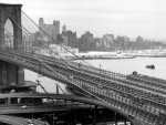 Brooklyn Bridge - 1955