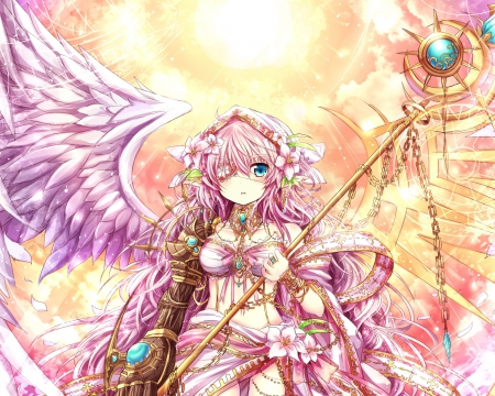 Fantastic Wings Other Anime Background Wallpapers On Desktop