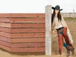Cowgirl Wrangler
