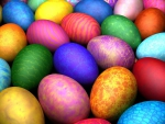 Bright Easter Eggs F1