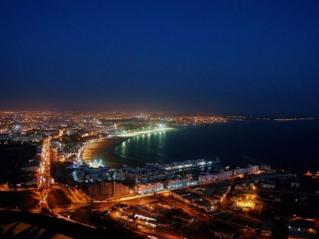 AGADIR my city - peace, and, really, love