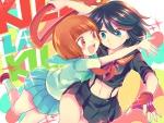 let's have fun ryuko-chan (Ryuko&Mako)