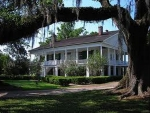 Antebellum Plantation Home along a Bayou