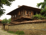 Traditional House in Zheravna, Bulgaria