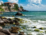 Black Sea Coast, Sozopol, Bulgaria