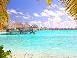 Villas on paradise