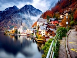 AMAZING VILLAGE of HALLSTATT