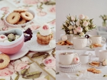 Collage of tea Time