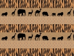Wild Africa Abstract