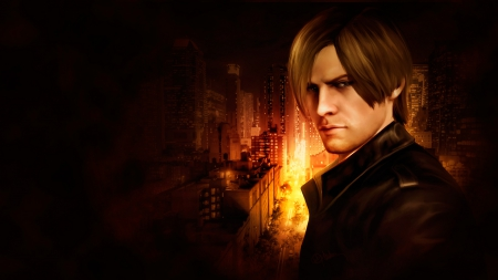 Resident Evil 6 Leon S Kennedy Resident Evil Video Games