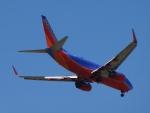 737 Aircraft Landing