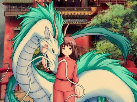 Spirited Away Spirited Away Anime Background Wallpapers On Desktop Nexus Image 1716952