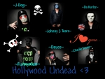 hollywood undead names