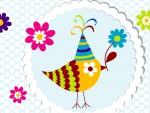 Celebrating Bird