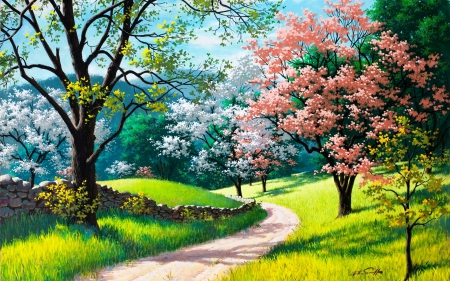 spring nature backgrounds. Spring In Nature Backgrounds