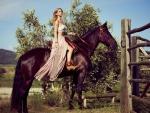 Cowgirl~Sarah Harding