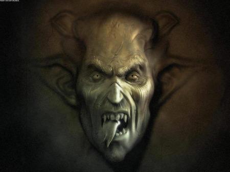 Comments On Demon Face
