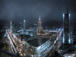 Nightlight over the City